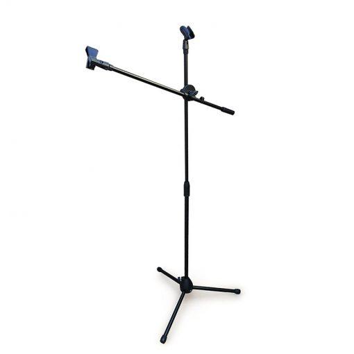 Adjustable Mic Stand , Black