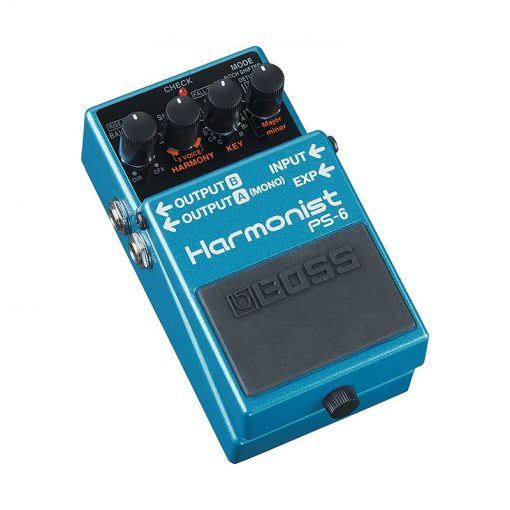 Boss PS-6 Harmonist Guitar Effects Pedal -1