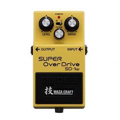 Boss SD-1W Super Overdrive Waza Craft Guitar Effects Pedal-1
