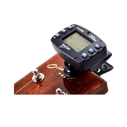 Deviser PD-JA 600 Clip on Tuner and Metronome-3