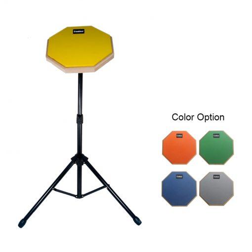 Drum Practise Pad Wtih Stand-4