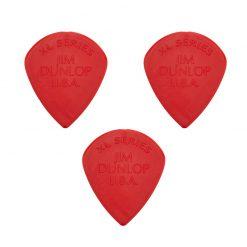 Dunlop 47RXL Jazz III XL Nylon Guitar Picks, 3 pc pack-1