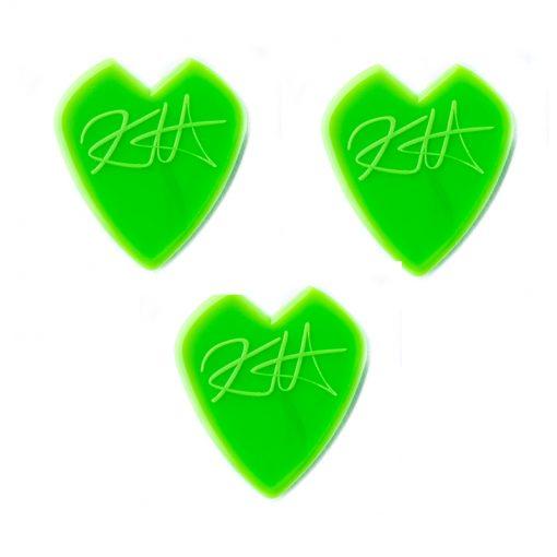 Dunlop Kirk Hammett Signature Jazz III ,Pack of 3