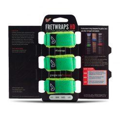 Gruv Gear FretWraps String Muters, Small, Black-4
