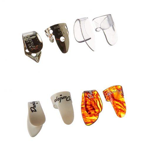 Jim Dunlop 3090 Thumb and Finger Pick Assorent