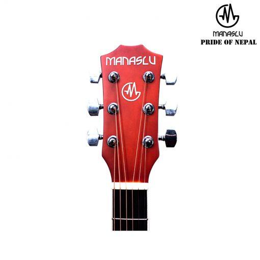 Manaslu MG Natural Acoustic Guitar-5