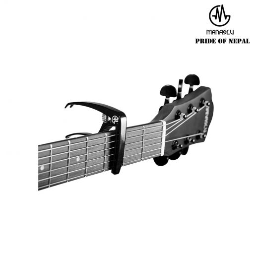 Manaslu Stainless Steel Capo for Guitar-03