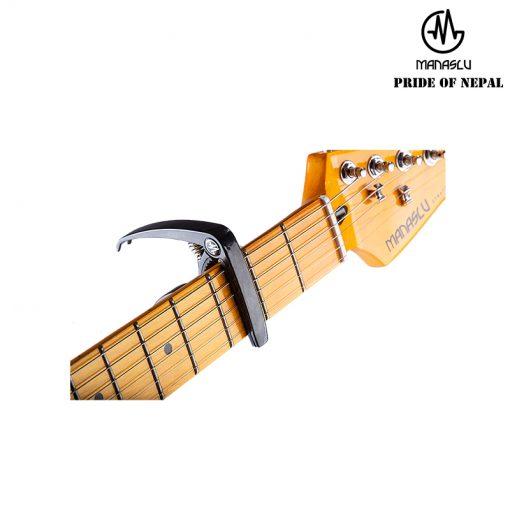 Manaslu Stainless Steel Capo for Guitar-04
