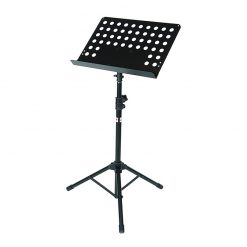 Notation Stand - Heavy, Black