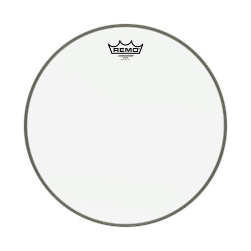 Remo BA-0314-00 14 inch Batter Ambassadare Clear Drum Head-