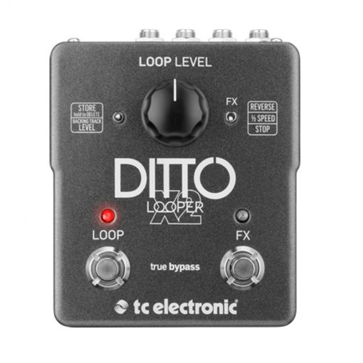 TC Electronic Ditto X2 Looper Pedal-3