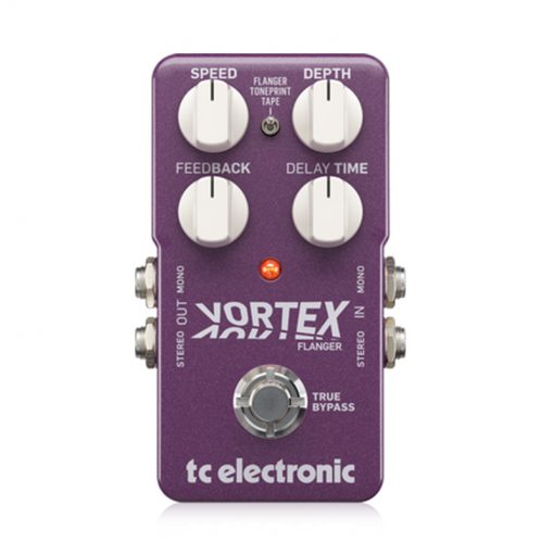 TC Electronic Vortex Flanger Stereo Flanger Pedal-1