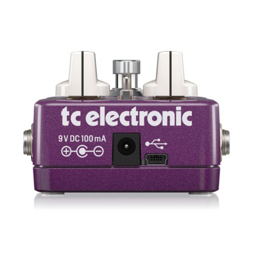 TC Electronic Vortex Flanger Stereo Flanger Pedal-3