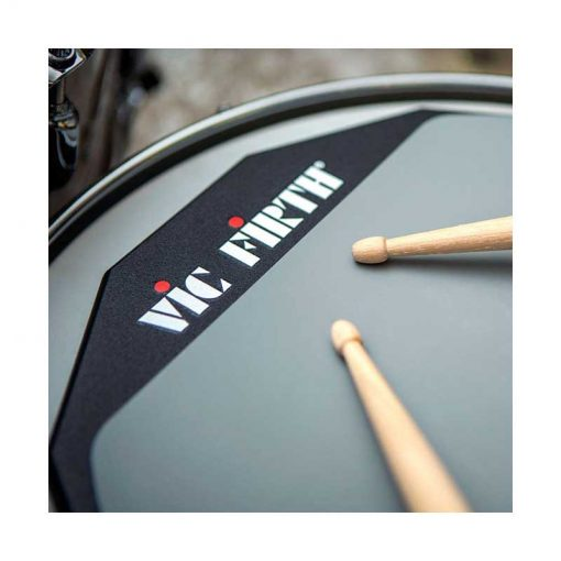 Vic Firth 6 Inch Single Sided Practice Pad for Drummers-3