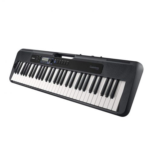 Casio CT-S300 Casiotone 61-Key Touch Sensitive Portable Keyboard (Black)-4