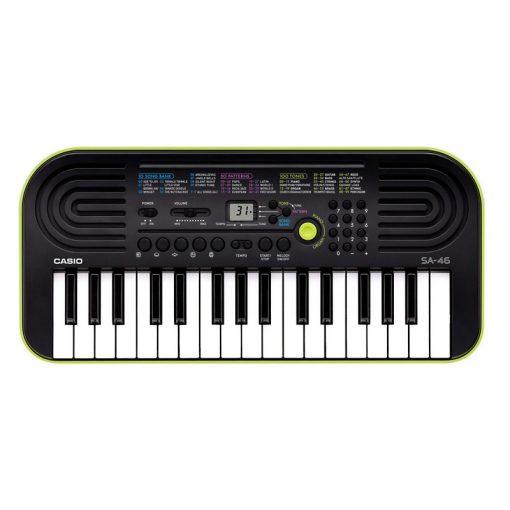 Casio SA-46 Digital Portable Keyboard-01