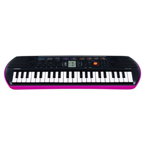 Casio SA-78 Digital Keyboard-01