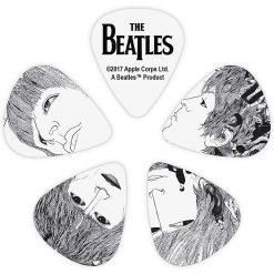 DAddario Beatles Guitar Picks, Revolver, 10 pack, Heavy-02