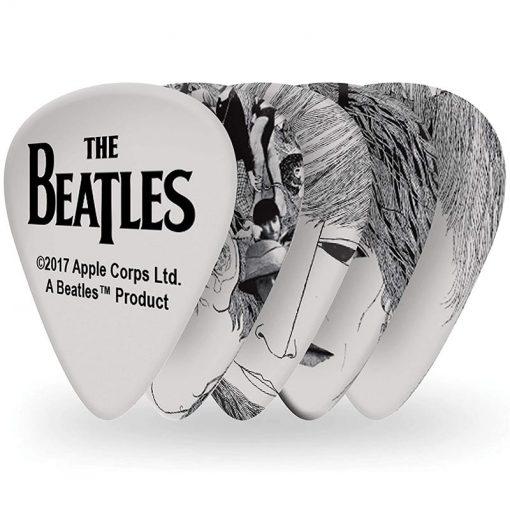 DAddario Beatles Guitar Picks, Revolver, 10 pack, Heavy-03