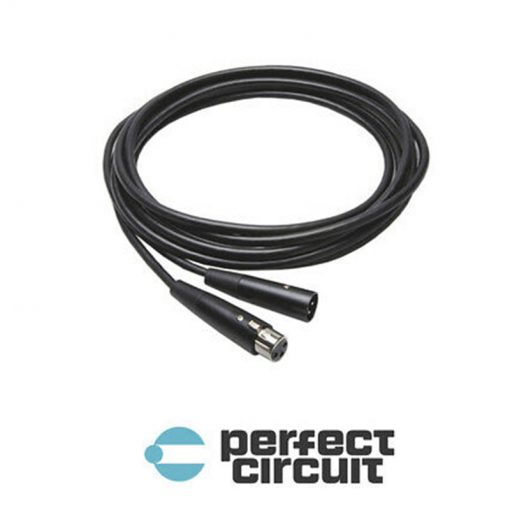 Hosa MBL-105 Economy Microphone Cable, 5ft -02