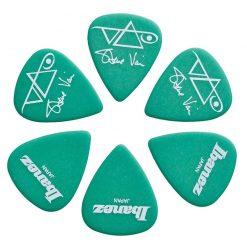 Ibanez B1000SV-GR Steve Vai Guitar Pick Set, Green, 6pcs -03