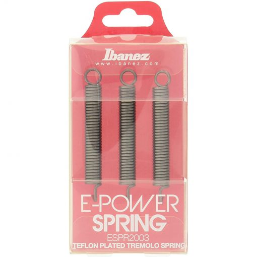 Ibanez ESPR2003 E-POWER SPRING Teflon Plated Edge Tremolo Spring, Set of 3-04