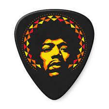 Jim Dunlop JH-PT16H Jimi Hendrix Aura Mandala Pick Tin -02