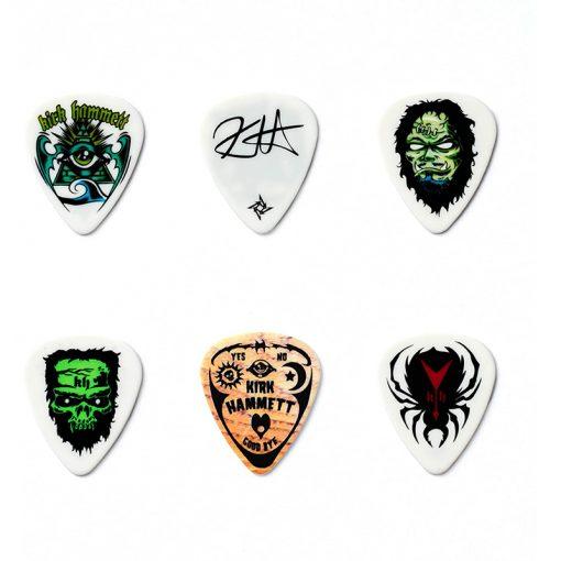 Jim Dunlop KH01T088 Kirk Hammett Monster Loose Pick Tin -02