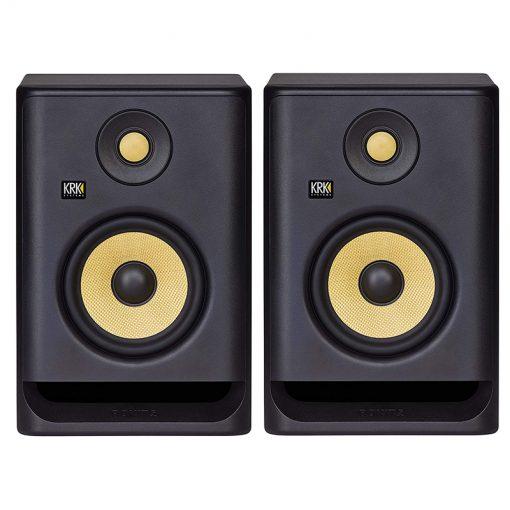 KRK RP5G4 Studio Monitors-01
