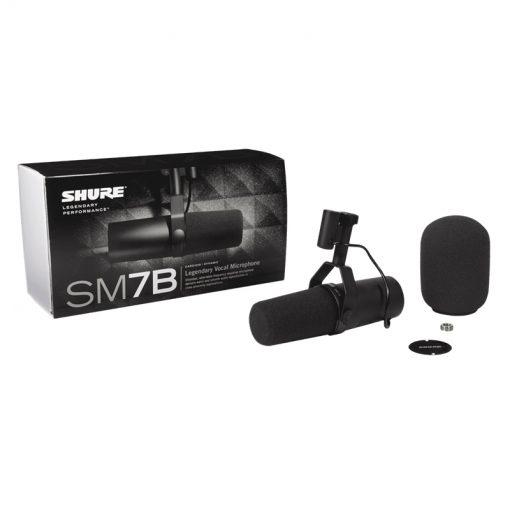 SHURE SM7B Microphone-02