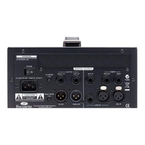 Focusrite ISA 1 Analogue Single channel pre-amp-02