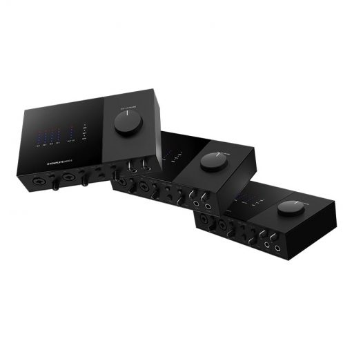 Native Instruments Komplete Audio6 USB Audio Interface-08