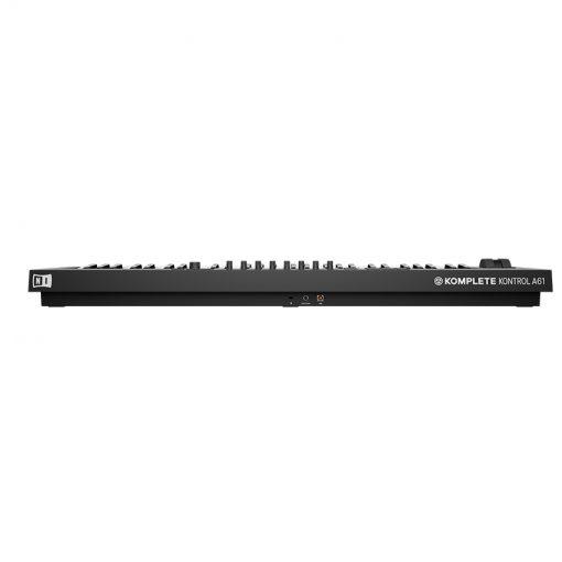 Native Instruments Komplete Kontrol A61 Keyboard Controller-03