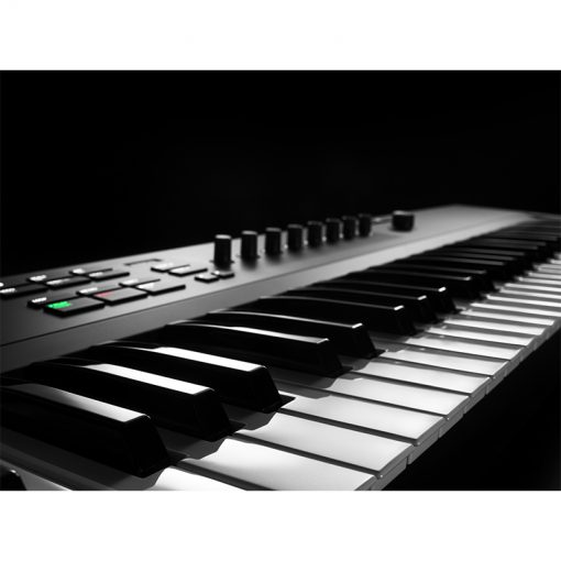 Native Instruments Komplete Kontrol A61 Keyboard Controller-08