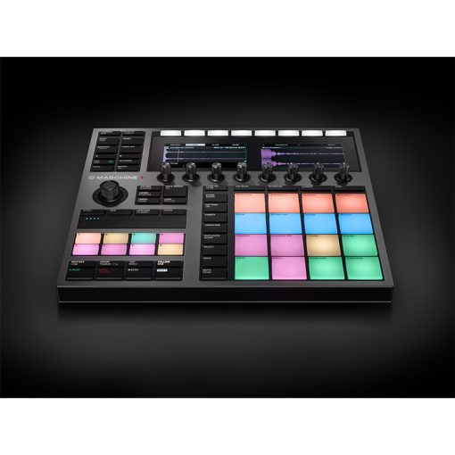 Native Instruments Maschine Plus Standalone Production and Performance Instrument-02