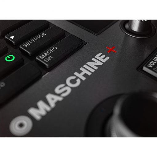 Native Instruments Maschine Plus Standalone Production and Performance Instrument-04