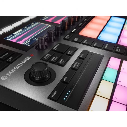 Native Instruments Maschine Plus Standalone Production and Performance Instrument-05