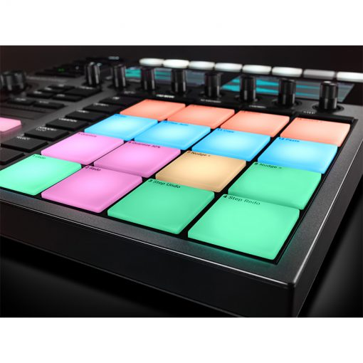 Native Instruments Maschine Plus Standalone Production and Performance Instrument-06