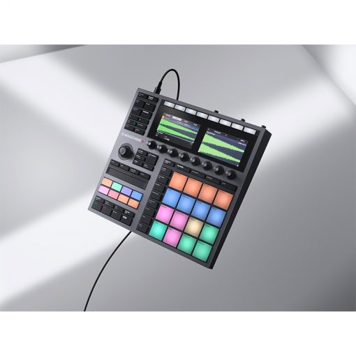 Native Instruments Maschine Plus Standalone Production and Performance Instrument-08
