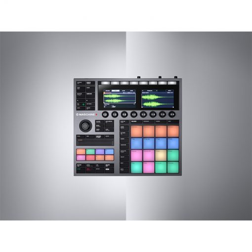 Native Instruments Maschine Plus Standalone Production and Performance Instrument-09