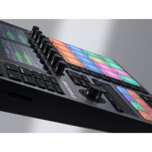 Native Instruments Maschine Plus Standalone Production and Performance Instrument-10