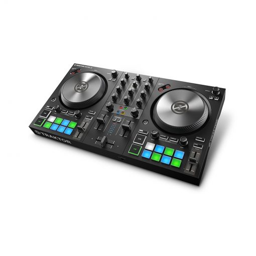 Native Instruments Traktor Kontrol S2 Mk3 DJ Controller-01