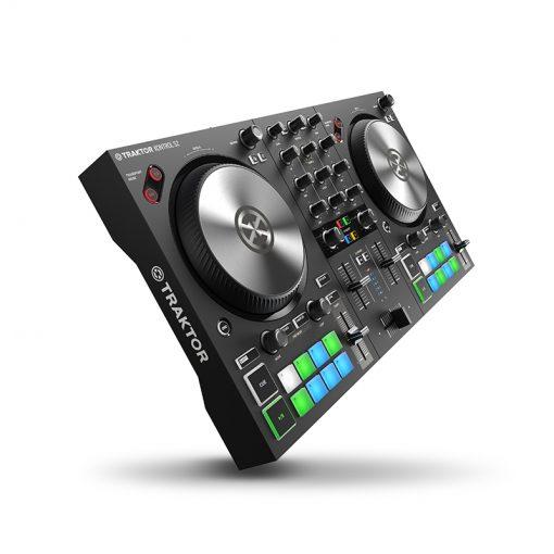 Native Instruments Traktor Kontrol S2 Mk3 DJ Controller-02