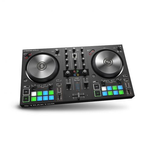 Native Instruments Traktor Kontrol S2 Mk3 DJ Controller-04