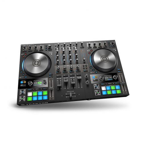 Native Instruments Traktor Kontrol S4 MK3 4-channel DJ Controller-04
