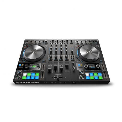 Native Instruments Traktor Kontrol S4 MK3 4-channel DJ Controller-05