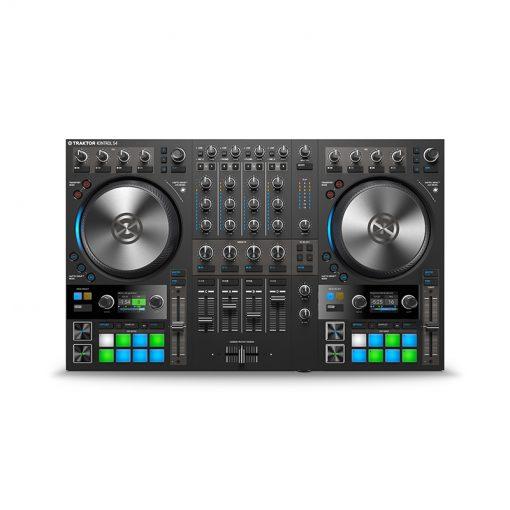 Native Instruments Traktor Kontrol S4 MK3 4-channel DJ Controller-08