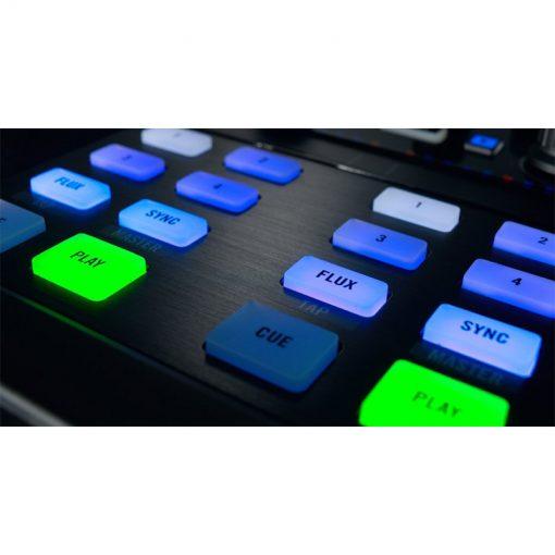 Native Instruments Traktor Kontrol X1 Mk2 DJ Controller-11