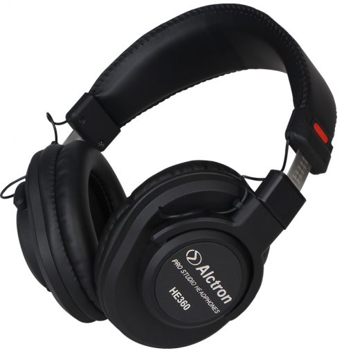 Alctron HE360 Closed Monitoring Headphones-01