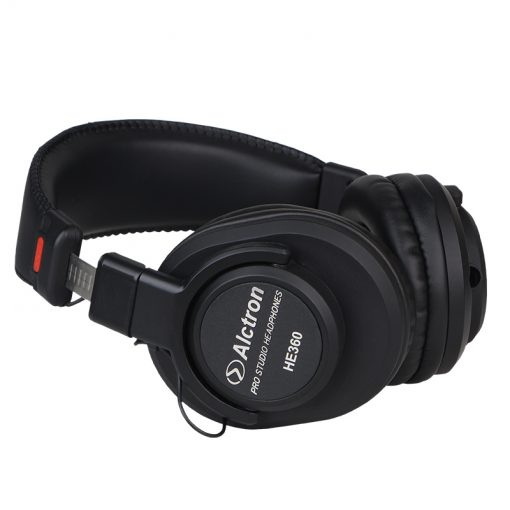 Alctron HE360 Closed Monitoring Headphones-03
